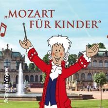 Mozart für Kinder - DRESDNER RESIDENZ KONZERTE | ORCHESTER