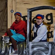 Jim Knopf und Lukas der Lokomotivführer - Das Erfolgsmusical für die ganze Familie in MAGDEBURG * Altes Theater am Jerichower Platz,