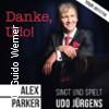 Bild Danke, Udo! Alex Parker singt und spielt Udo Jürgens - Dinnerkarte