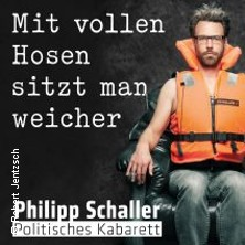 Philipp Schaller: Mit vollen Hosen sitzt man weicher