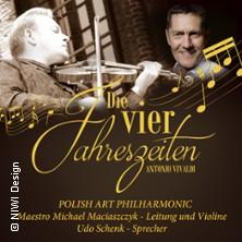 Die Vier Jahreszeiten - Antonio Vivaldi | Polish Art Philharmonic und Maestro Michael Maciaszczyk