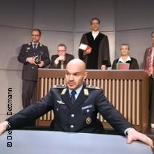 Terror - Schauspiel von Ferdinand von Schirach - Stadthalle Erding in ERDING * Stadthalle Erding - großer Saal,