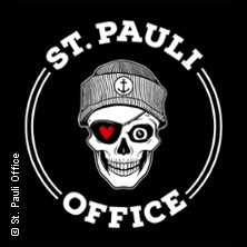 St. Pauli Kieztour in HAMBURG * St. Pauli Office,
