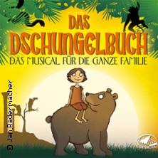 Das Dschungelbuch - das Musical für die ganze Familie / Theater Lichtermeer