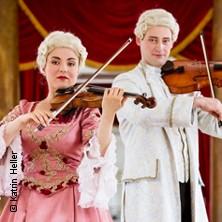 Königliche Schlosskonzerte - Werke von Mozart, Haydn & Salie | Berliner Residenz Konzerte in BERLIN * Große Orangerie Schloss Charlottenburg,