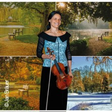 Die vier Jahreszeiten - Bad-Elster-Bilderschau mit Musik von Vivaldi
