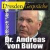 Bild Dr. Andreas von Bülow - Geheimdienste: Staatsschutz od. kriminelle Vereinigungen
