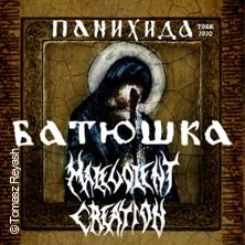 Batushka by Krzysztof Drabiko + Malevolent Creation - European Panihida Tour 2020