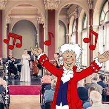 Karten für Mozart für Kinder - Dresdner Residenzkonzerte in Dresden