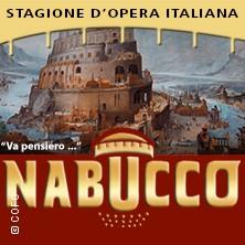 Nabucco - Oper von G. Verdi / Mit Starsolisten der Arena di Verona  u.a. in MÜNCHEN * Brunnenhof der Residenz München,