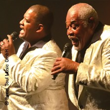 The Sound Of Classic Motown in MÜNCHEN * Prinzregententheater,
