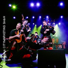 Red Hot Chilli Pipers in MANNHEIM * Capitol Mannheim,