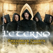 L'ETERNO: Gregorian chants meet POP & Classic in FREIBURG * Konzerthaus Freiburg