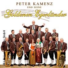 Peter Kamenz & seine Goldenen Egerländer