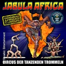 Jabula Africa - Circus der tanzenden Trommeln in EUSKIRCHEN * Euskirchener Theater,