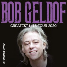Bob Geldof & The Bobkatz - Greatest Hits Tour 2020