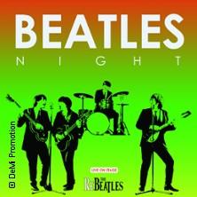 Beatles Night Live in Weinheim, 11.01.2020 - Tickets -