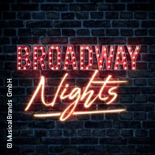 Broadway Nights: Die größten Musical-Hits aus New York in OFFENBACH AM MAIN * Capitol Offenbach,