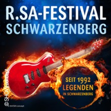 R.SA-Festival - Schwarzenberg 2020: Bonnie Tyler, Münchener Freiheit, Slade u.a in Schwarzenberg, 06.06.2020 - Tickets -