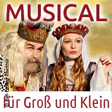 Zauberhafte Märchen-Musical im Riverboat in LEIPZIG * RIVERBOAT KULTURHAFEN,