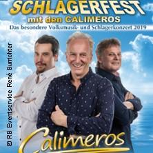 Calimeros - Das Konzert in Werl, 11.04.2019 -