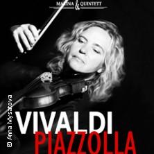 Marina & Quintett - Vivaldi / Piazzolla