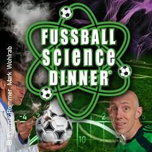 Bild für Event Fussball Science Dinner