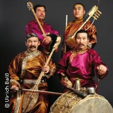 Huun Huur Tu - Konzert mit Buchvorstellung über die Region Tuva