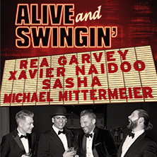 Alive And Swingin Tickets Karten Bei Eventim