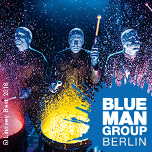 Blue Man Group - Berlin