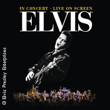 Elvis in Concert - Das Original aus Graceland