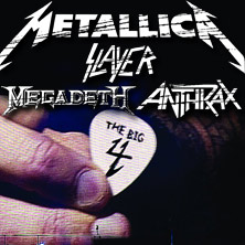 Metallica - The Big 4