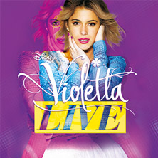 Violetta Live Konzert Tickets