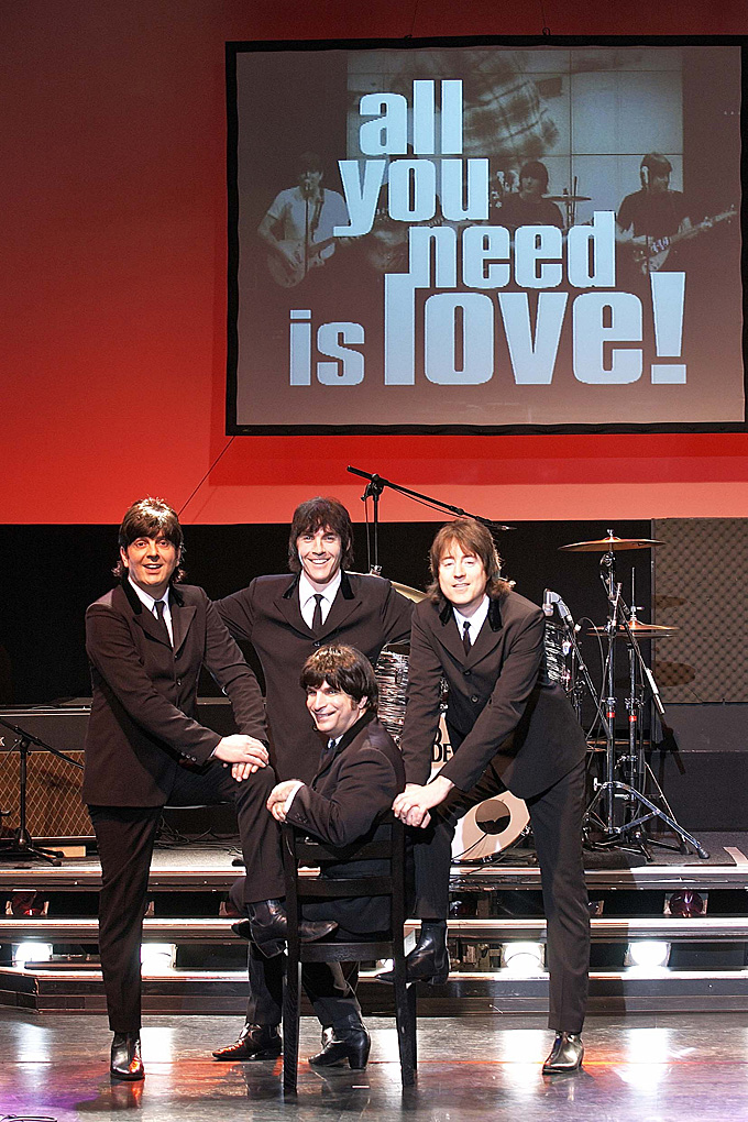All you need is love - Das Beatles Musical - All you need is love