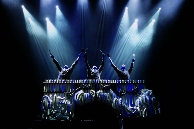 Blue Man Group - Blue Man Group