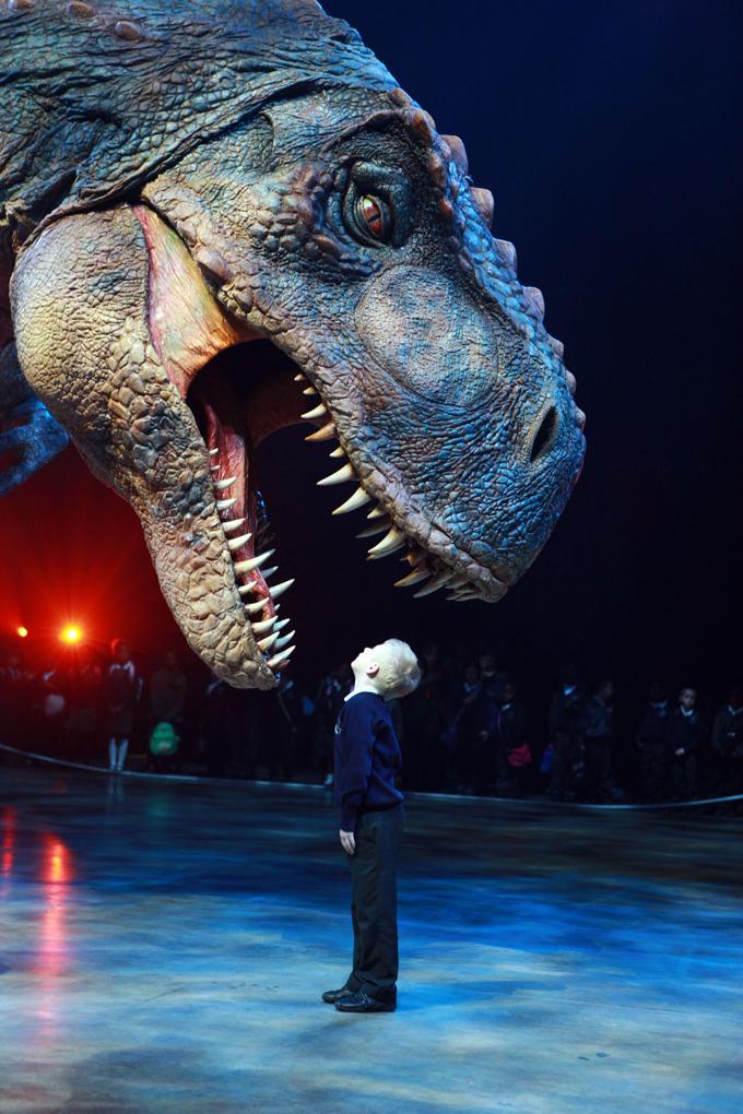 dinosaurier echt