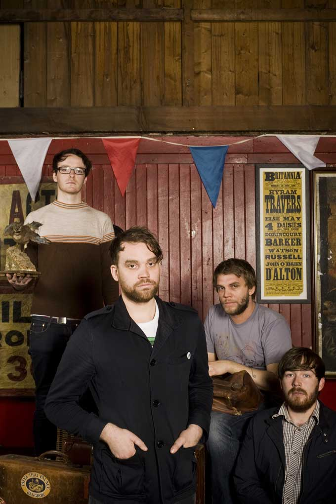 Frightened Rabbit - Frightened Rabbit