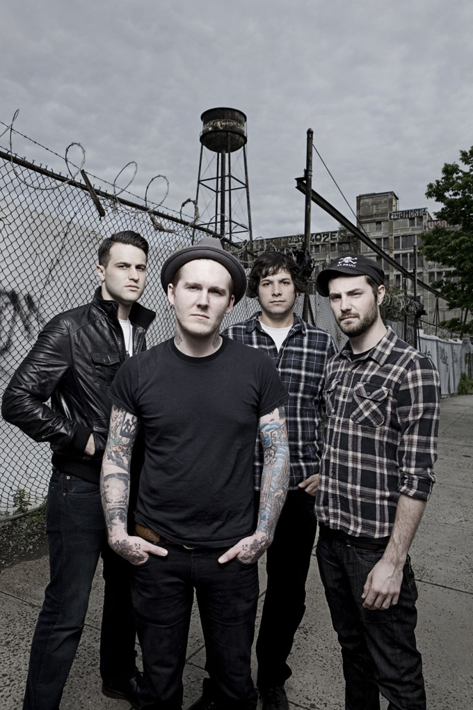 The Gaslight Anthem - The Gaslight Anthem