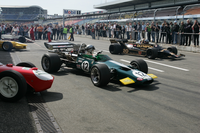 Hockenheim Historic: In Memory of Jim Clark - Hockenheim Historic