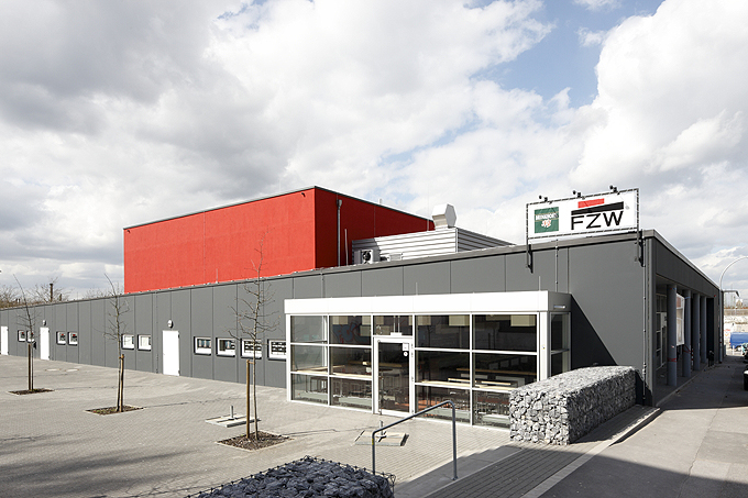 FZW / Freizeitzentrum West DORTMUND - Freizeitzentrum West