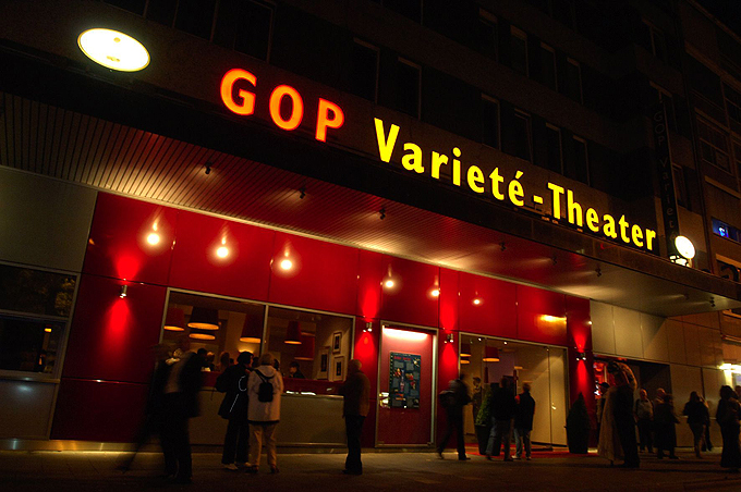 Gop Variete Theater Muenster Tickets on te 2 03 overview