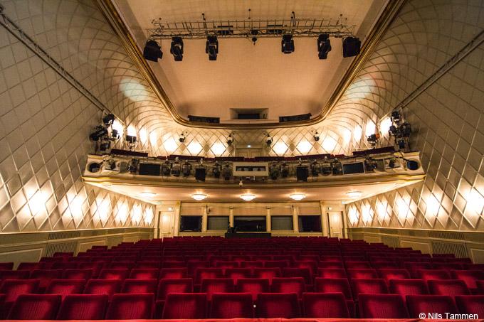 Maxim Gorki Theater Berlin Tickets Bei Eventim