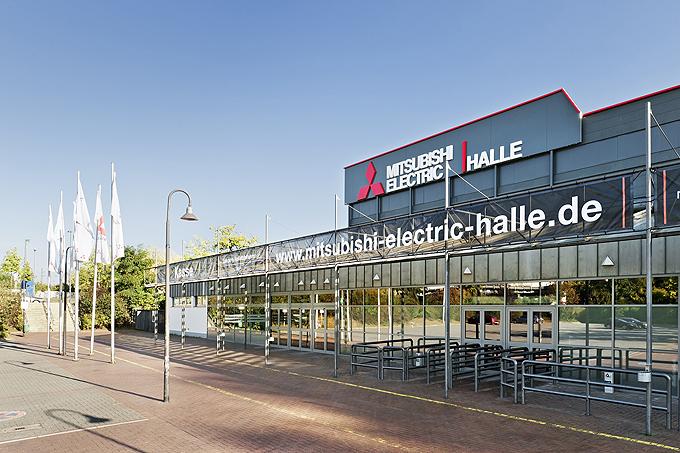 mitsubishi electric halle düsseldorf - tickets bei eventim