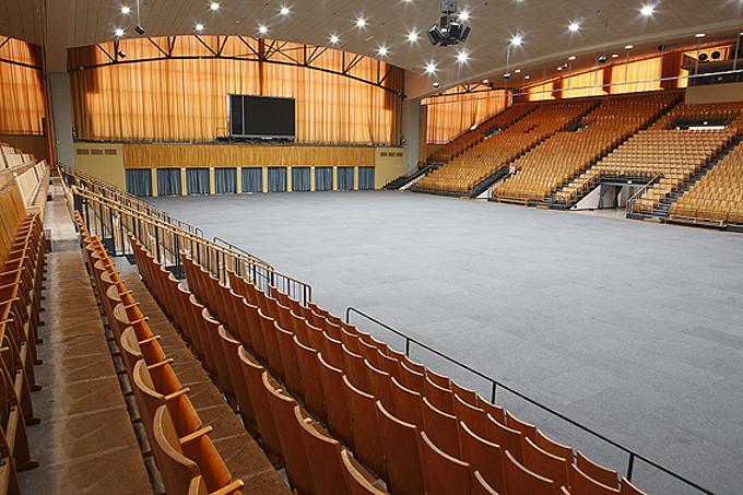 Schwerin Kongresshalle