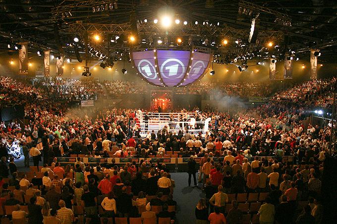 André Rieu: Frankfurt - Festhalle Frankfurt, Festhalle Messe Frankfurt, 19. Januar