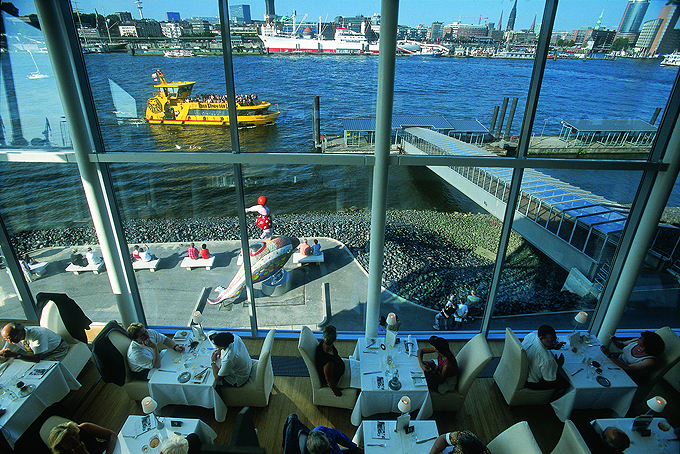 Stage Theater im Hafen Hamburg - Stage Theater im Hamburger Hafen