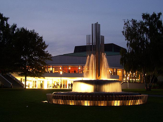Theater der Stadt Schweinfurt - Bilder