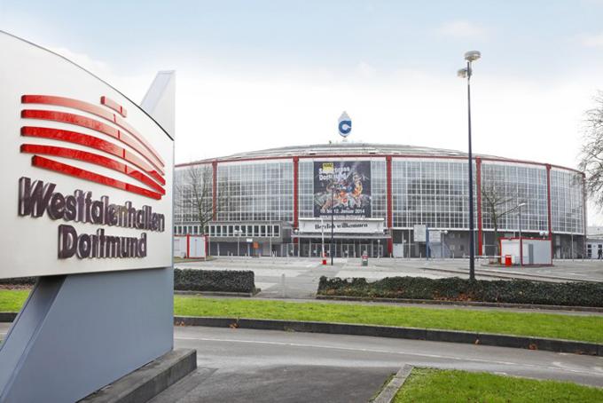 Westfalenhallen Dortmund - Westfalenhallen Dortmund