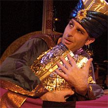 MADI - Zelt der Sinne: Der Orientalische Märchenbrunch