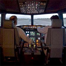JetSim A320 Flugsimulator (Berlin) - Buchungszeitraum 01.01. - 31.12.2016